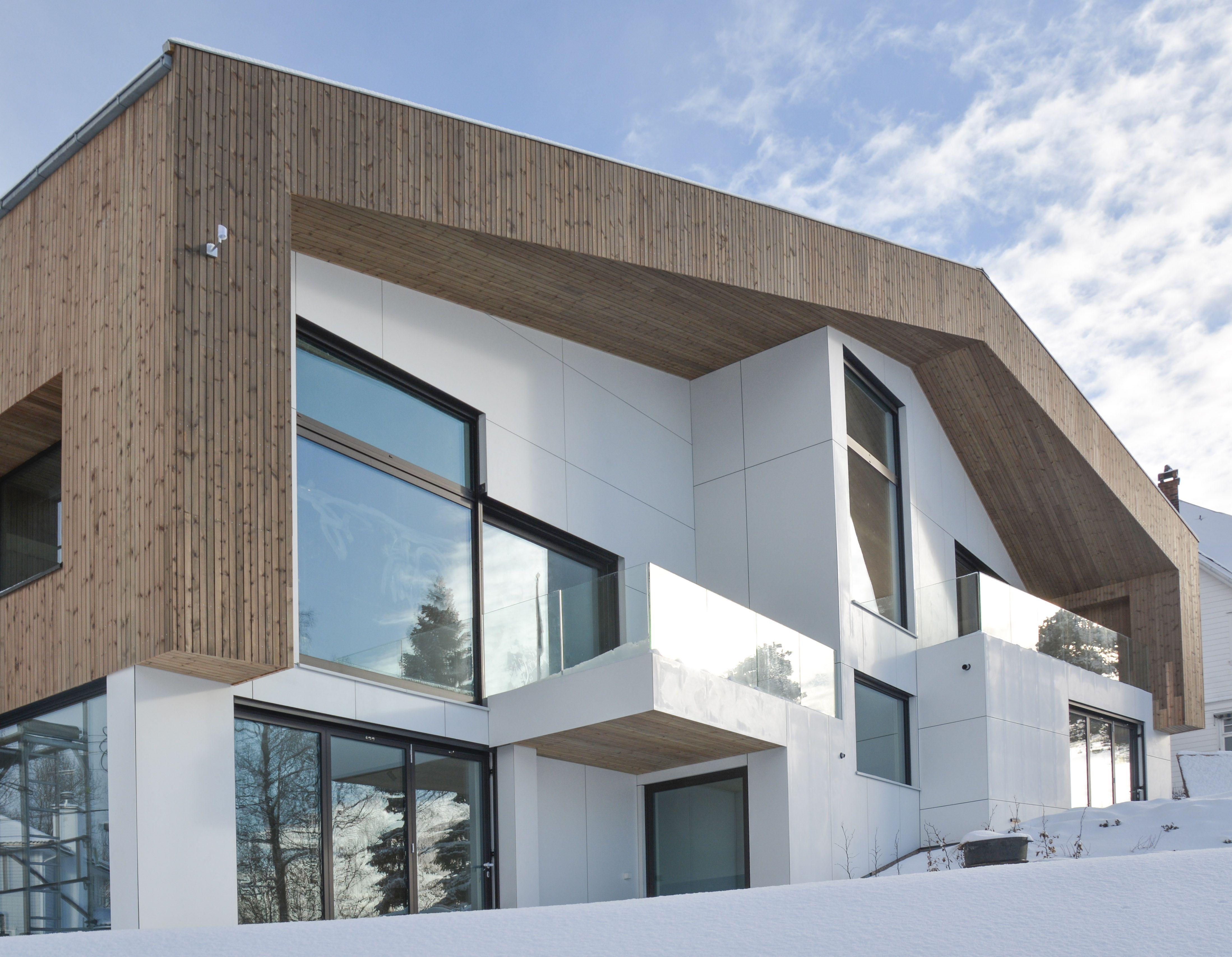 Villa Faun Norwegian House Architect