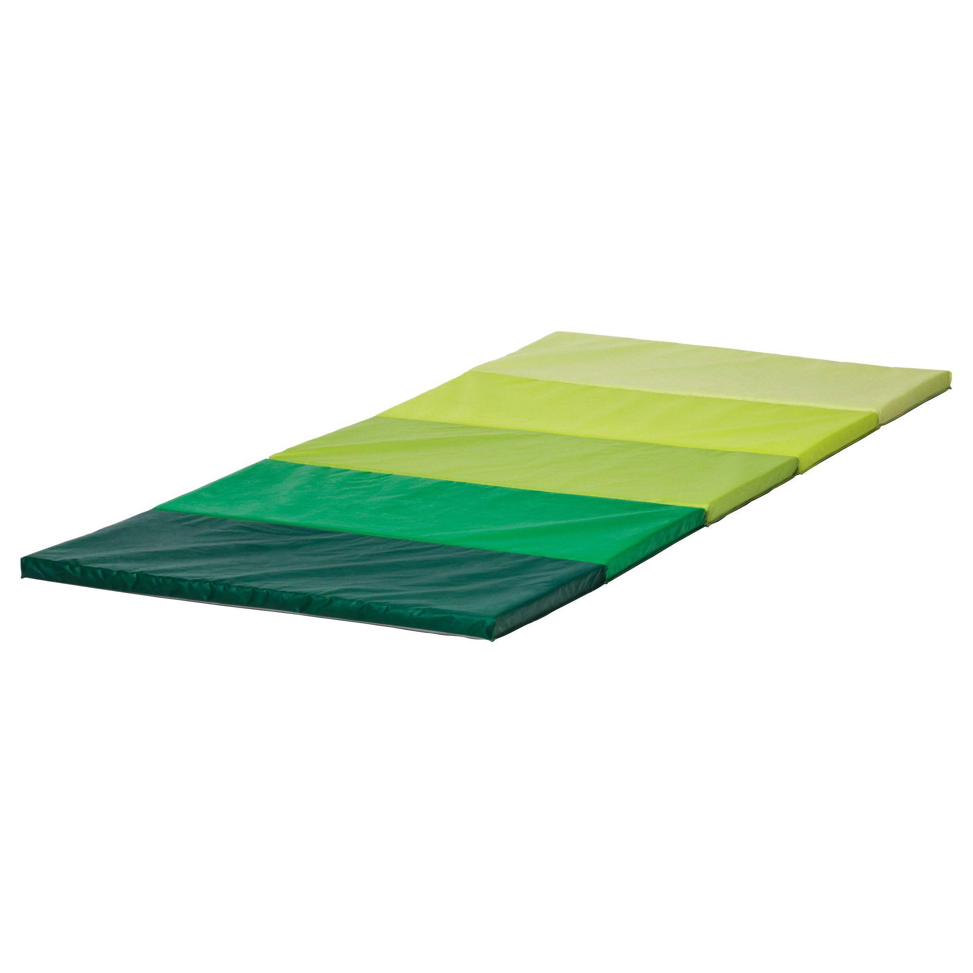 plufsig tapis de gymnastique pliant vert ma wishlist. Black Bedroom Furniture Sets. Home Design Ideas