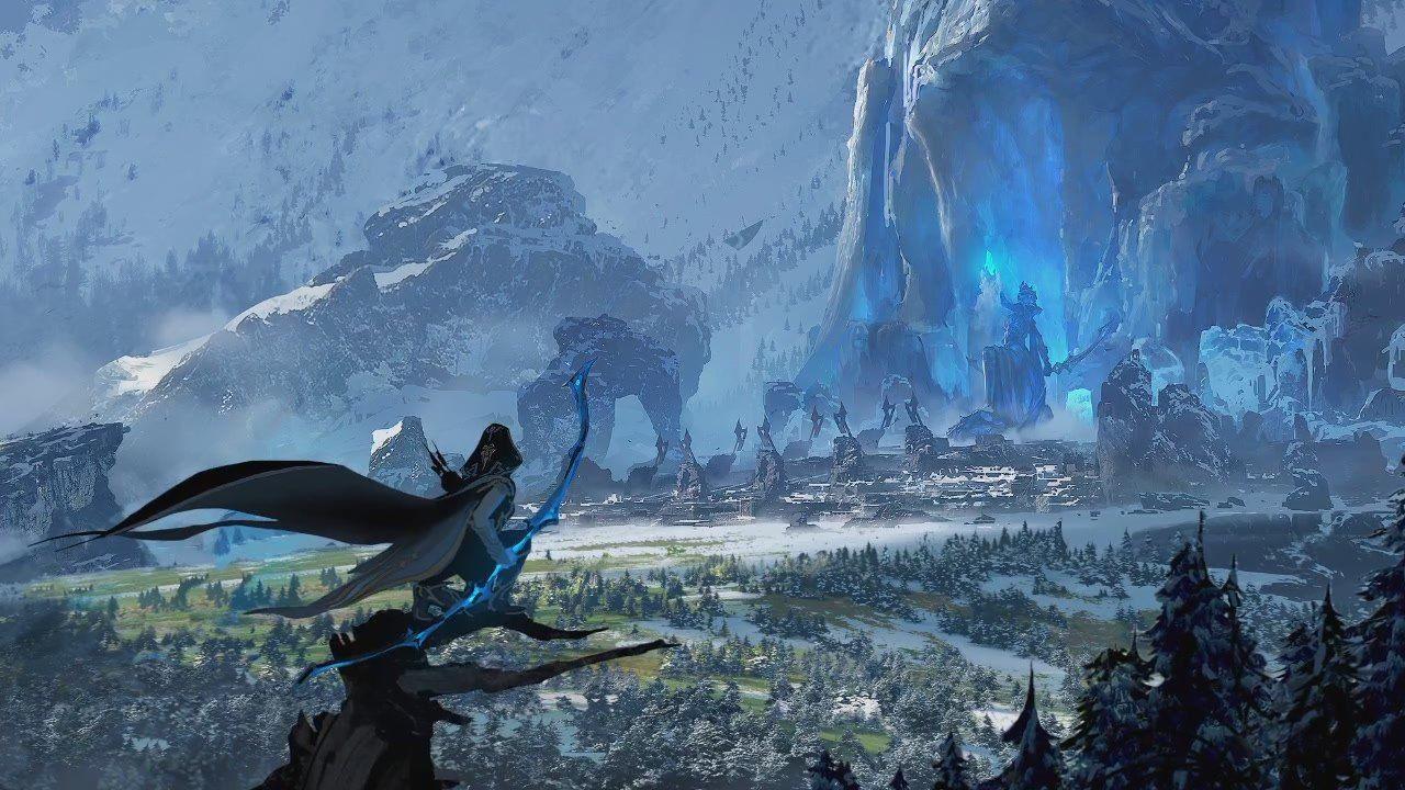 Ashe Frostguard Wallpaper (1280×720)
