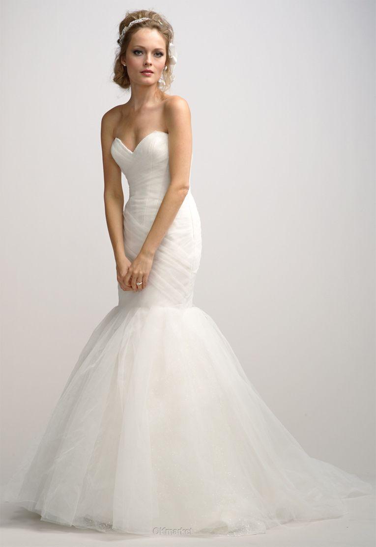 fit and flare wedding dresses   Wedding ideas   Pinterest