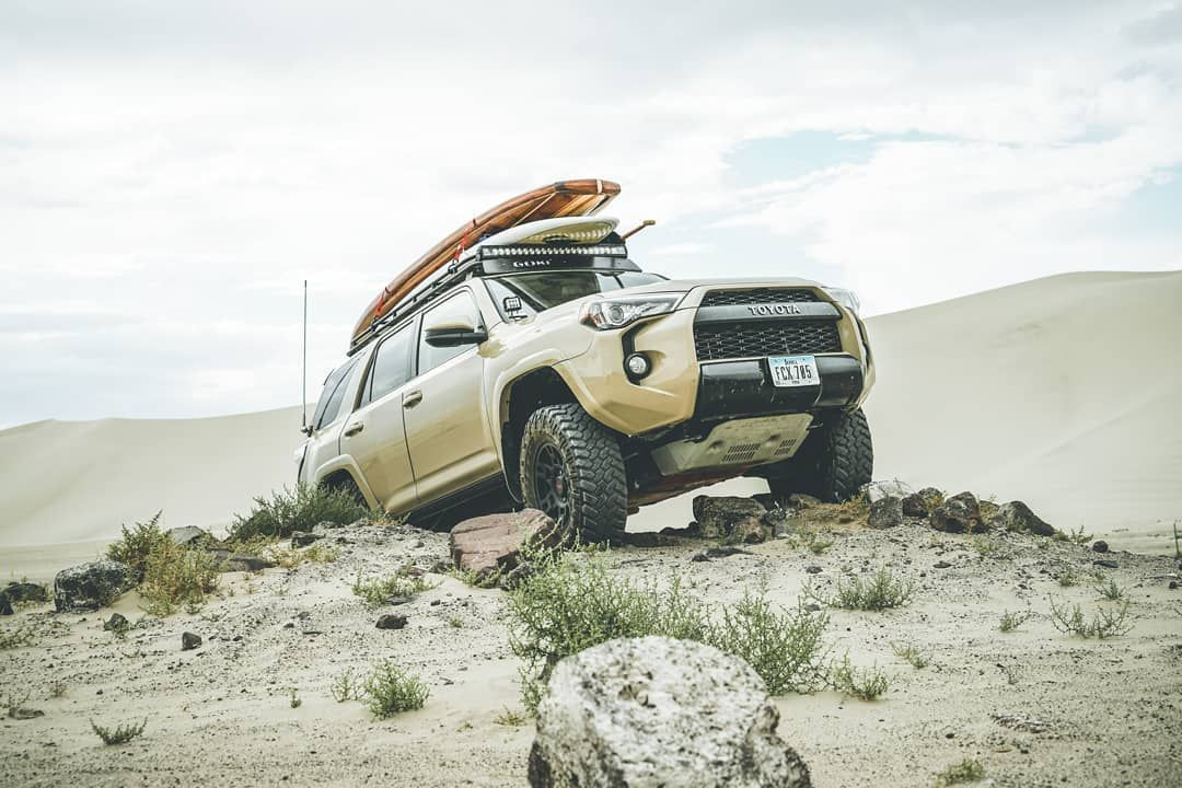 Pin by Wilson Automotive on beauty and harmony 4runner ...