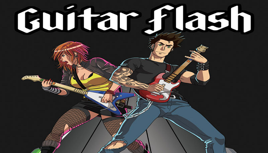 Guitar Flash Mod Apk Unlock All Song Hacked V1 62 Android Lagu