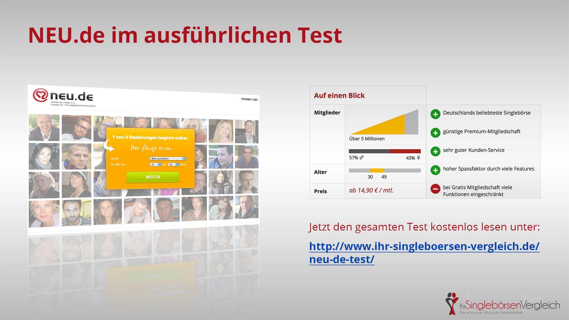 http://www.ihr-singleboersen-vergleich.de/neu-de-test/ - NEU.de im ausführlichen Test