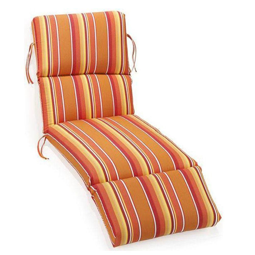 Home Decorators Collection 23 X 80 Outdoor Chaise Lounge