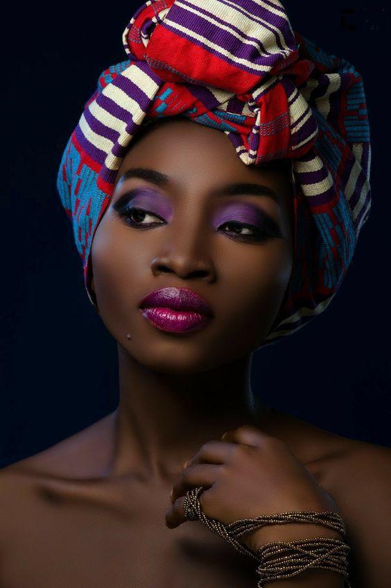 Related image Rouge en 2019 Vetement africain, Foulard