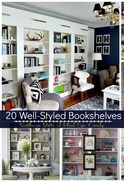 20 Well Styled Bookshelves I Didn T Realize Bookshelf Styling Was Such A