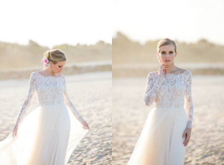 Sunshine Coast Wedding Guide | Bridal elegance, Bridal gowns and ...