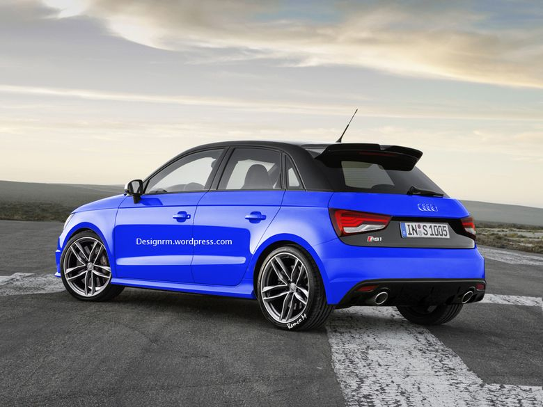 Audi Rs1 Hot Hatch To Be Revealed In 2017