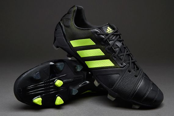 adidas Football Boots - adidas Nitrocharge 1.0 TRX FG - Firm Ground -  Soccer Cleats -