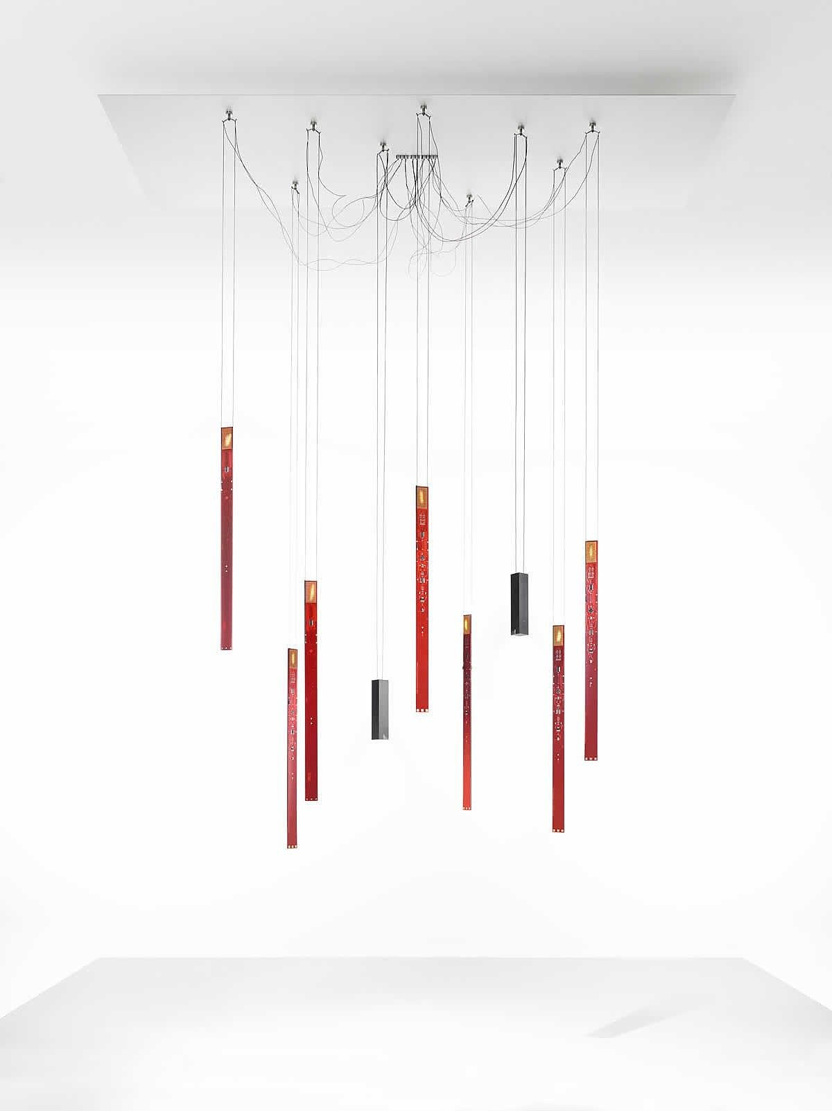 Ingo maurer flying flames set ideas for the home pinterest