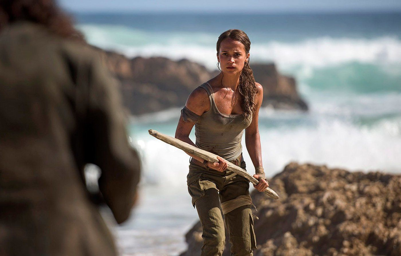 Here's how Lara Croft looks in the new Tomb Raider movie here-s-how-lara-croft-looks-in-the-new-tomb-raider-movie-427739.phtml