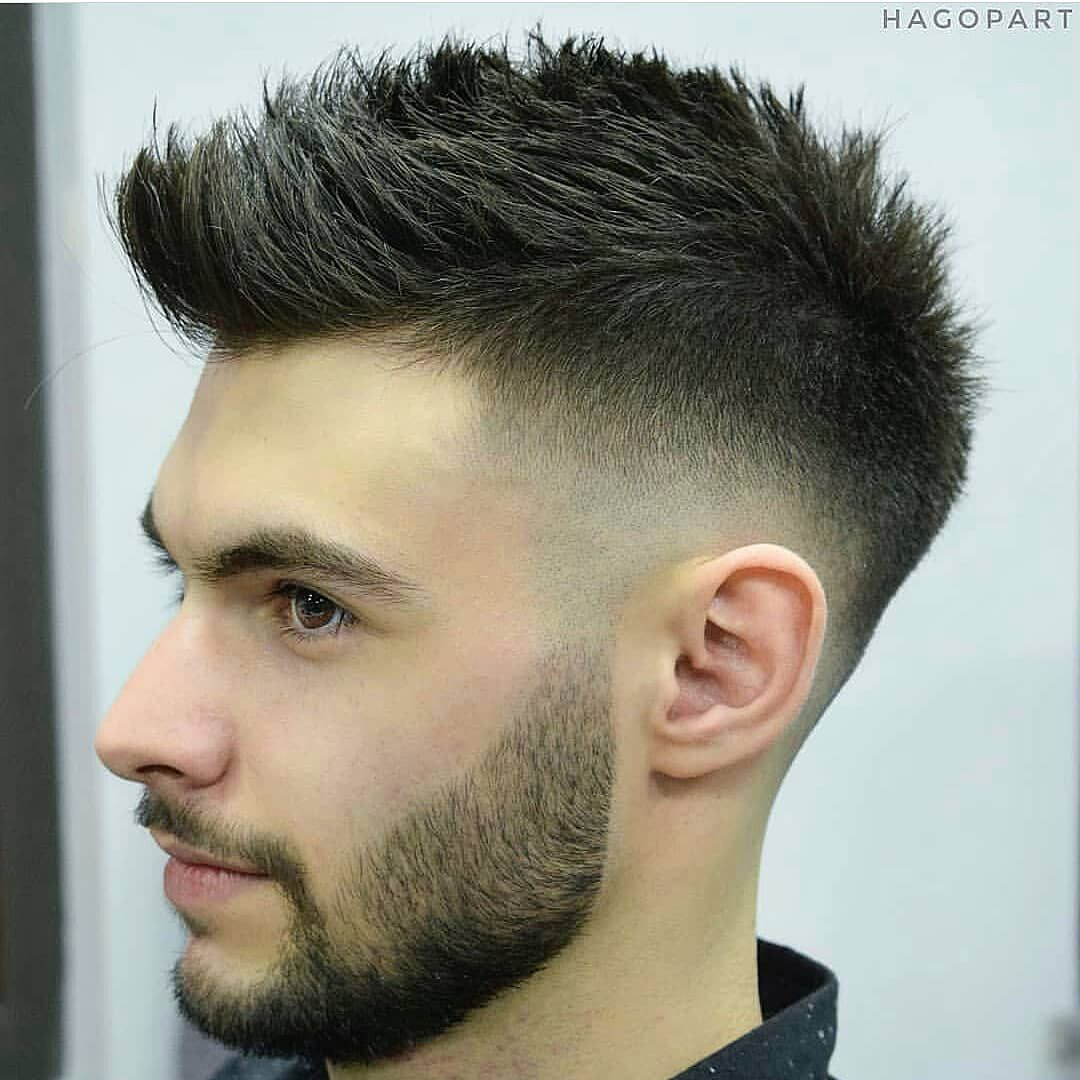 Mens Fade Haircuts 2108 Haircut W 2019