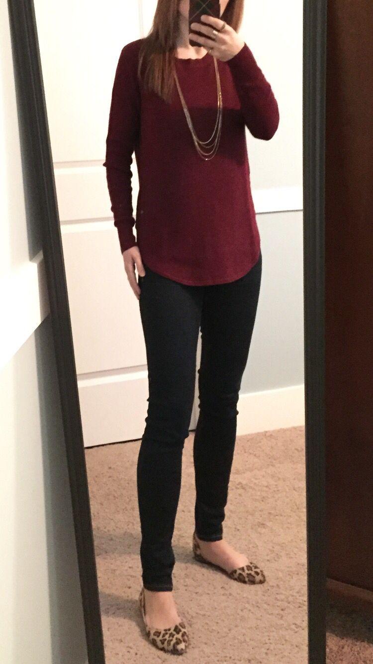 630b39c5aa7 Maroon sweater