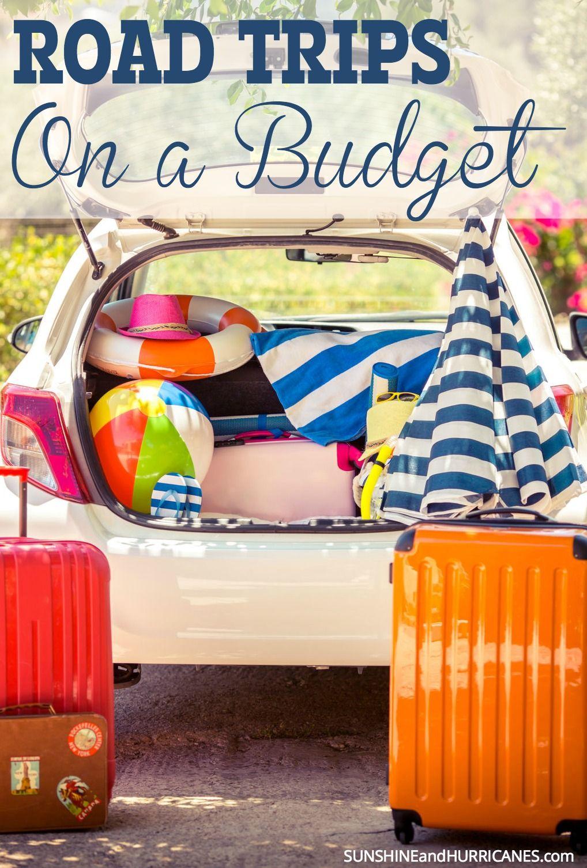 Road Trips on a Budget Road trip on a budget, Road trip