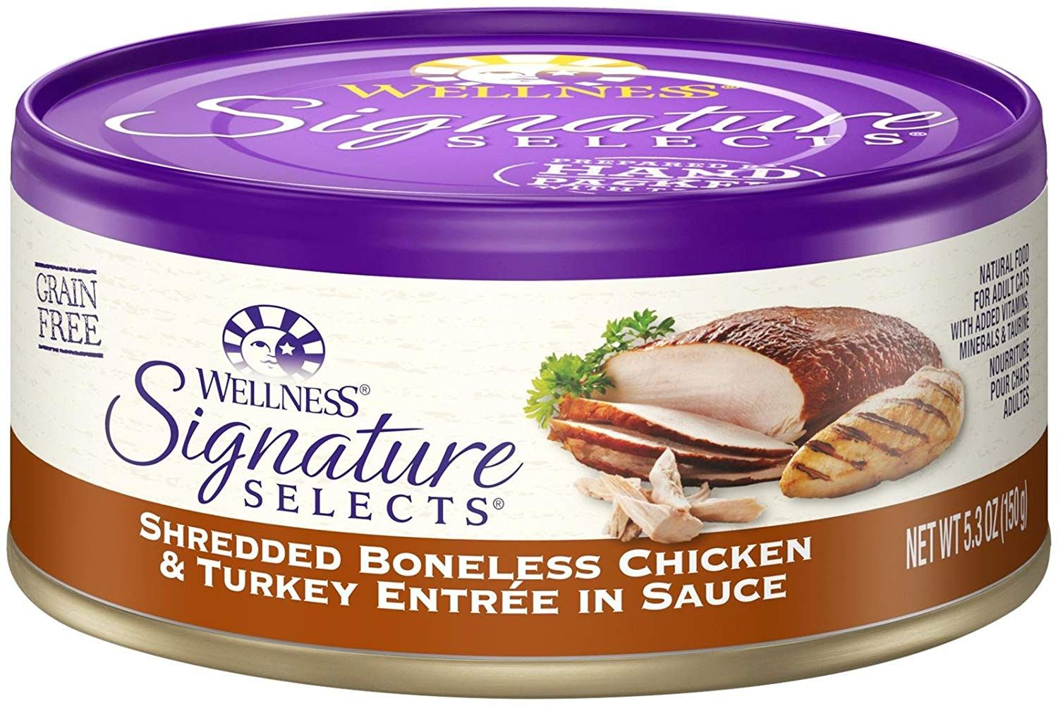 Wellness Signature Selects Shredded Chicken and Turkey