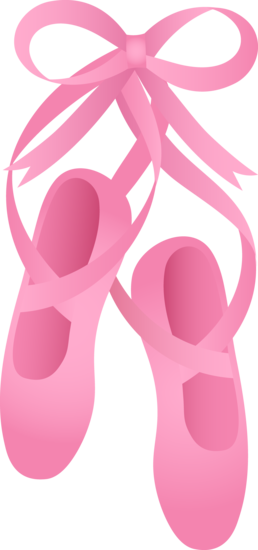 Pair Of Pink Ballet Slippers Free Clip Art Free Clip Art Ballerina Pink Ballet Shoes