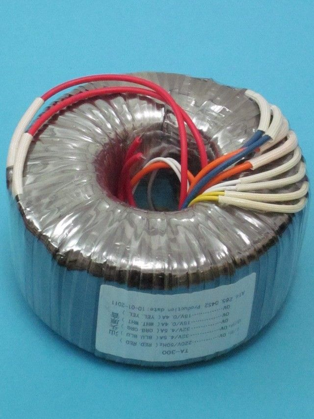 HIFIBOY copper enamel wire toroidal transformer(Ring transformer ...
