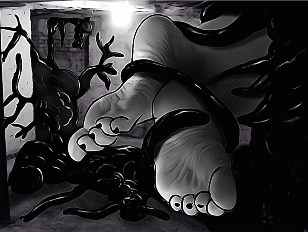 Blob Mobili ~ Blob horror by mold viantart on deviantart vore