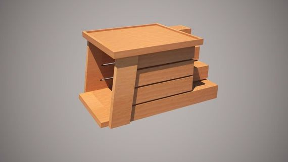 Modern Dog House full plan pdf step by step instructions