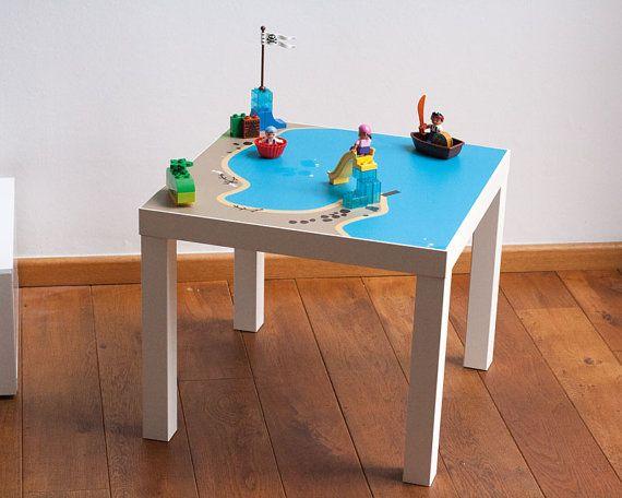 Jouer tableau  lu0027autocollant Océan de meubles pour par Limmaland