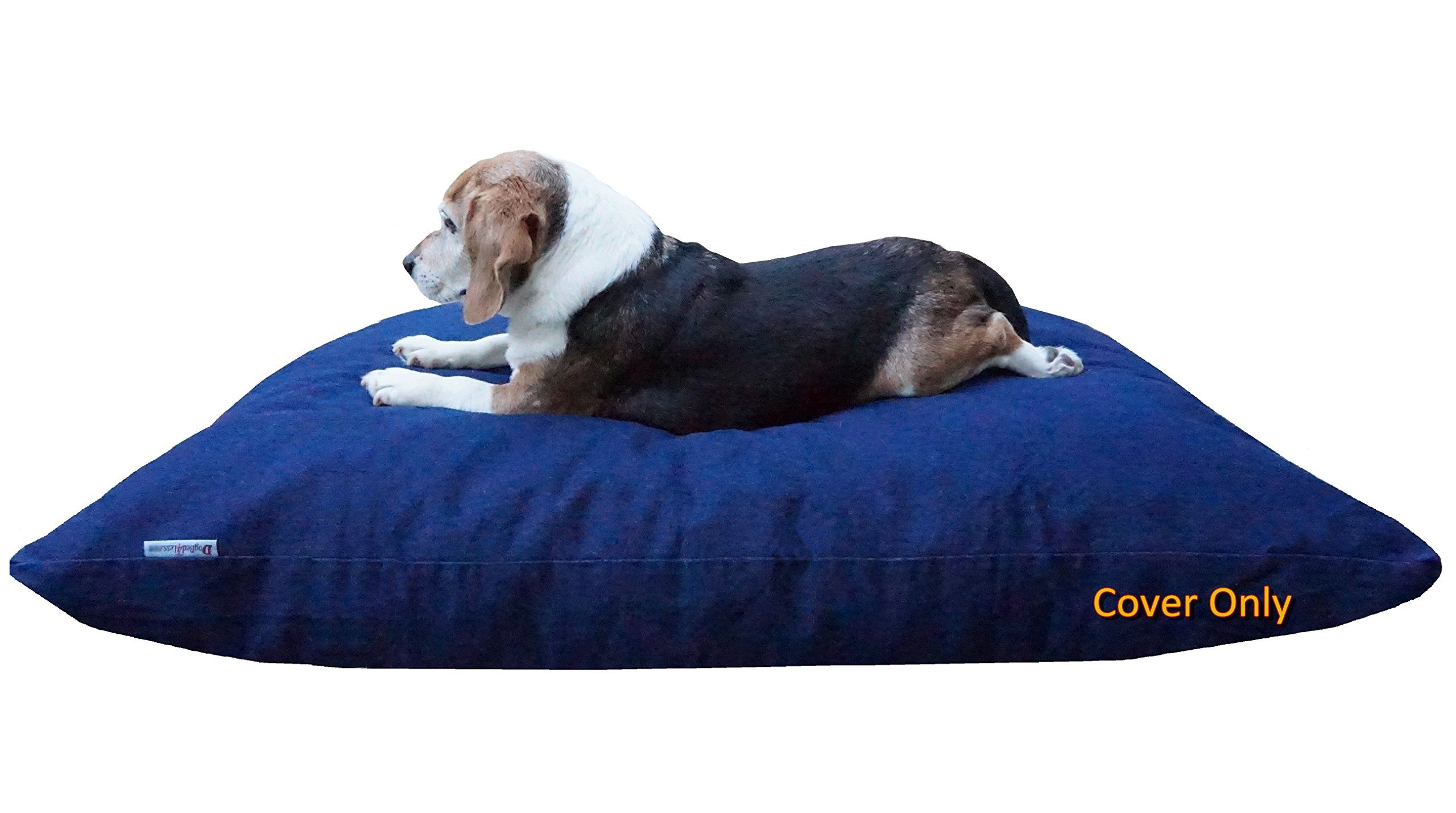 Dogbed4less DIY Do It Yourself Pet Pillow 2 Covers Pet