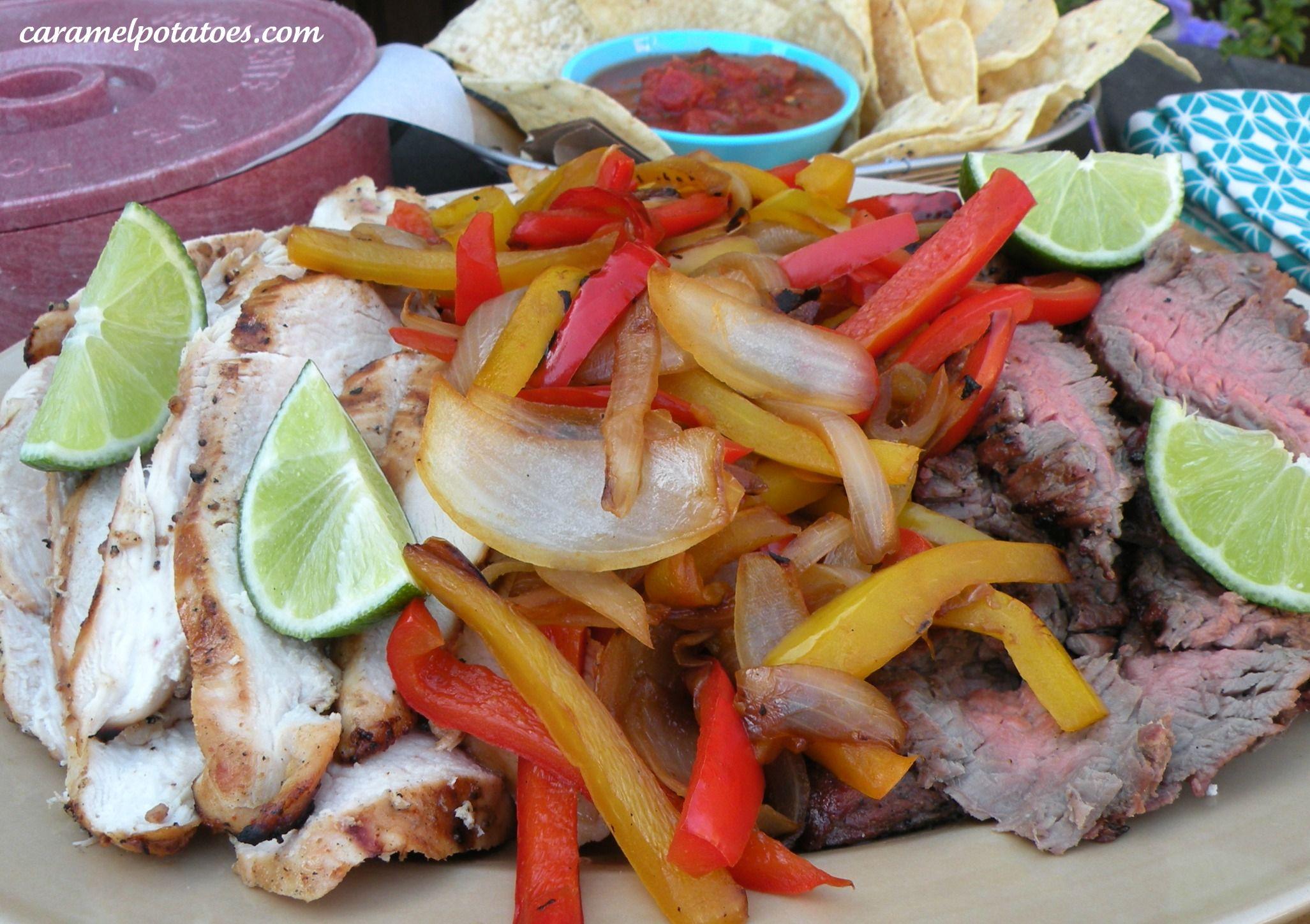 Fajita Marinade for Chicken or Steak