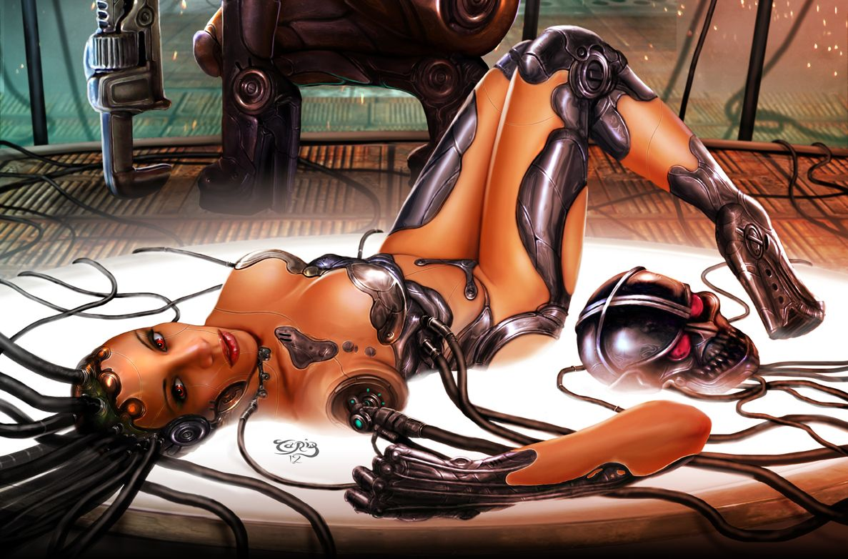 Animea Sex Android From Future