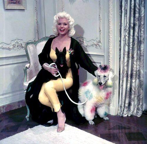 Jayne as Rita Marlowe in Will Success Spoil Rock Hunter? (1957)