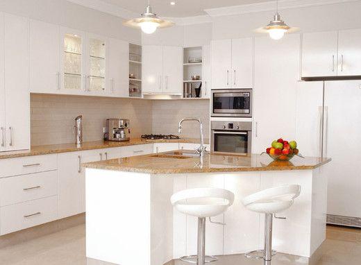 Resultado De Imagen Para Stone Kitchen Benchtops Arquitectura Y Enchanting Brisbane Design Inspiration
