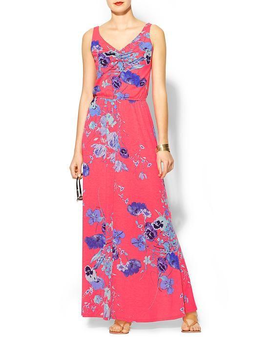 Drapey Maxi Dress