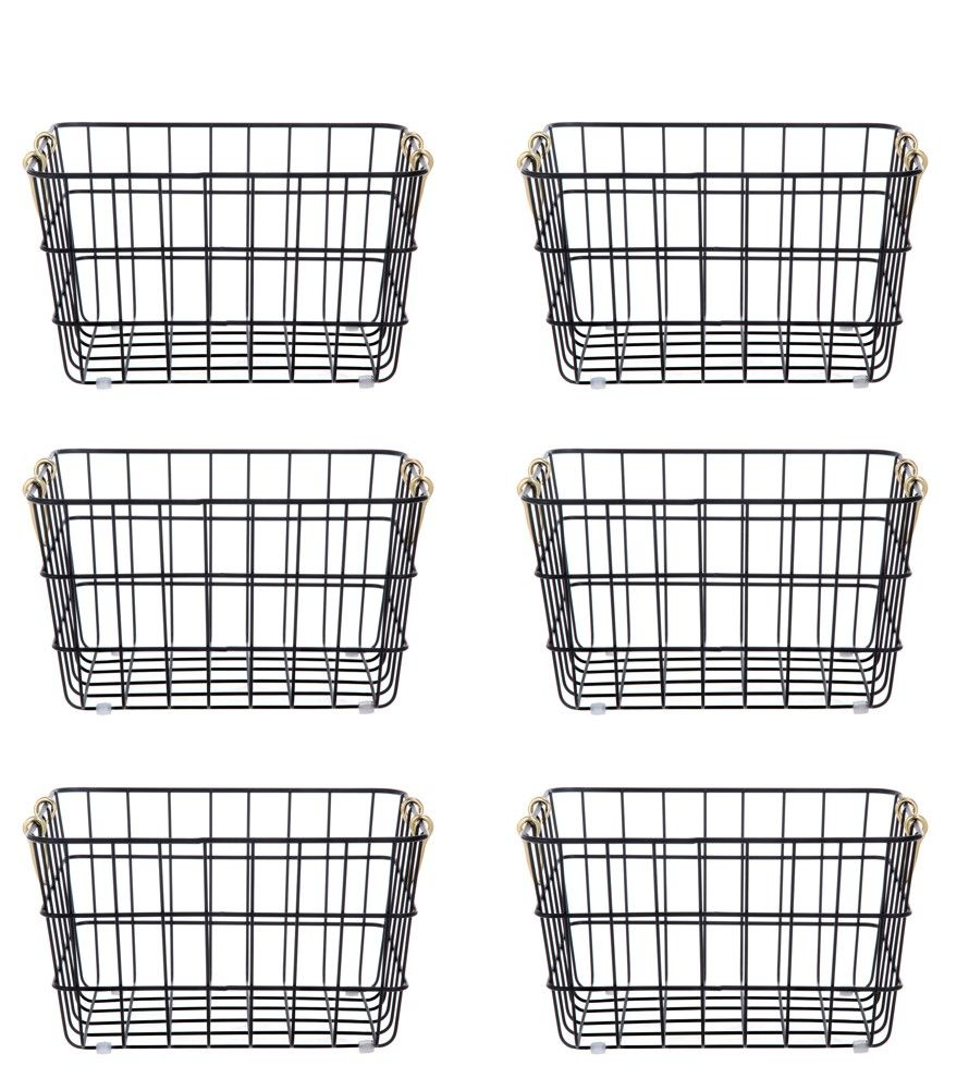 be94a0256a858f69f5f846a1356cc192 - Better Homes & Gardens Medium Stacking Wire Basket