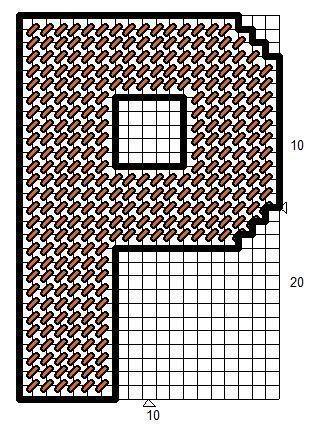 Artigo relacionado Moldes de letras em ponto de cruz contenido em Moldes de letras