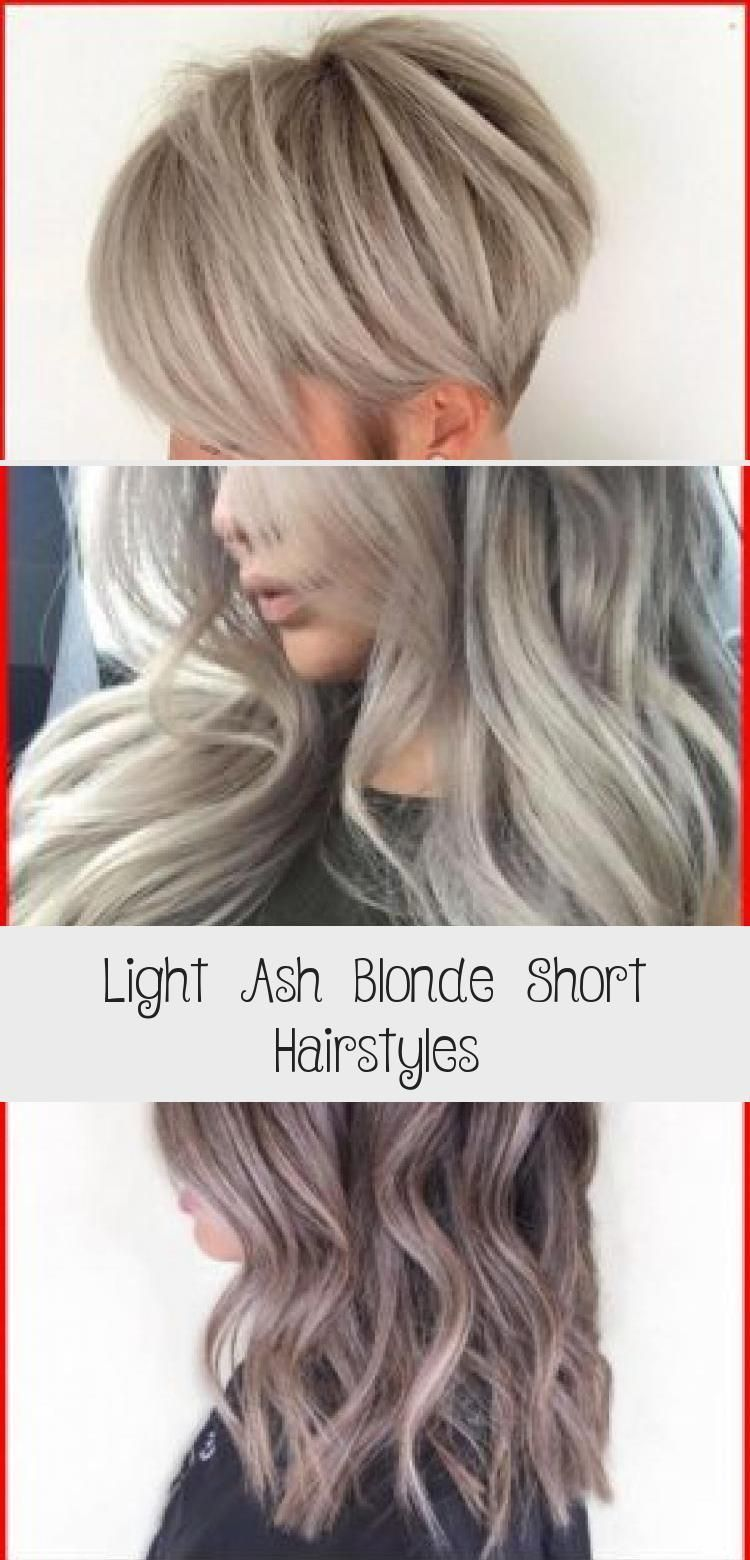 Light Ash Blonde Short Hairstyles #lightashblonde Light Ash Blonde Short Hairstyles, Ash blonde is one of the latest and trendiest hair colors, and it's easy to see why: the color is gorgeous, and there's a variety of nice shades t..., Hair Color #Strawberryblondehair #Redblondehair #Beachyblondehair #Beachblondehair #blondehairShades #lightashblonde Light Ash Blonde Short Hairstyles #lightashblonde Light Ash Blonde Short Hairstyles, Ash blonde is one of the latest and trendiest hair colors, #lightashblonde