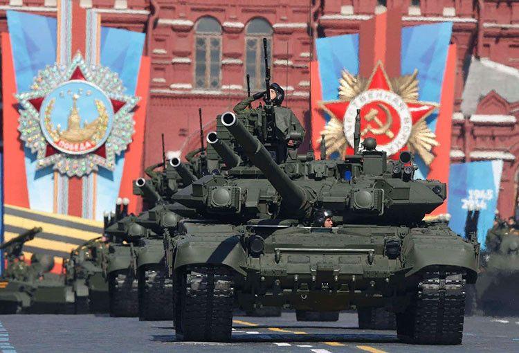 Los 10 Ejércitos Más Potentes Del Mundo Rt Vehículos Blindados Tanque Militar Vehículos Militares