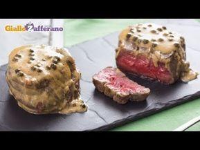 Photo of GREEN PEPPER FILLET: Quick and easy recipe!-FILETTO AL PEPE …