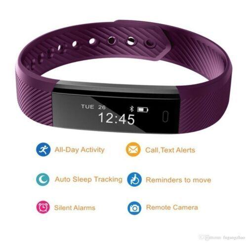 Smart Bracelet; Fitness Tracker Smart bracelet