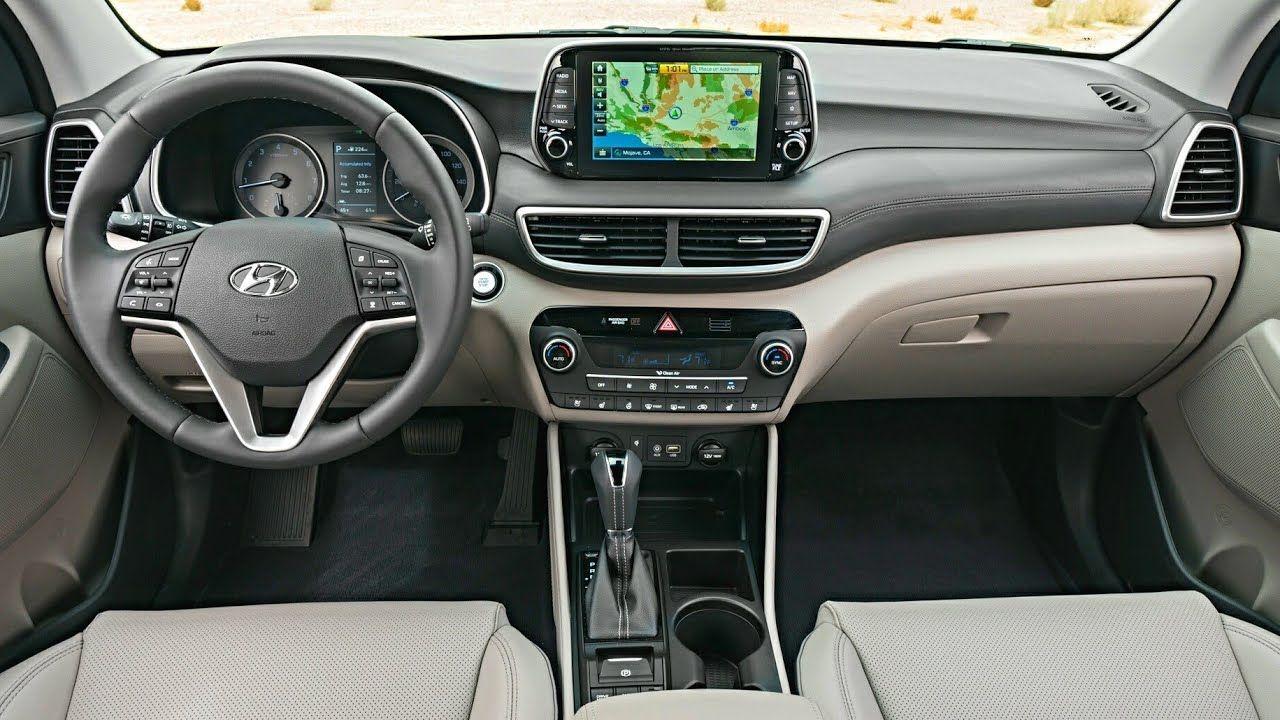 Hyundai Tucson 2019 Interior di 2020