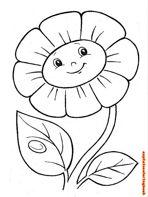 Coloring Pages Flower Coloring Pages Easy Drawings Color Art Drawings For Kids Coloring Pages For Kids Schildkrote Zeichnen Ausmalbilder Blumen Schablone