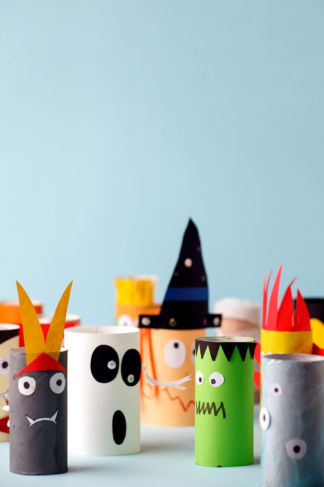 Photo of 20 Halloween Craft Ideas for Kids