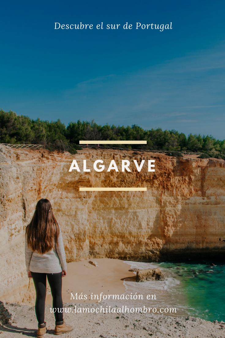 Conoce El Algarve En Portugal Sus Playas Y Cuevas Portugal Algarve Playa Verano Viajar Algarve Viajes Portugal El Algarve