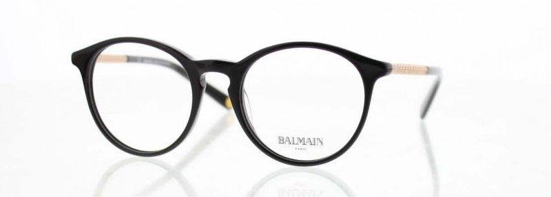 Lunette de vue BALMAIN BL1063 C01 femme - prix 152€ - KelOptic ... b6e0d3a59adb