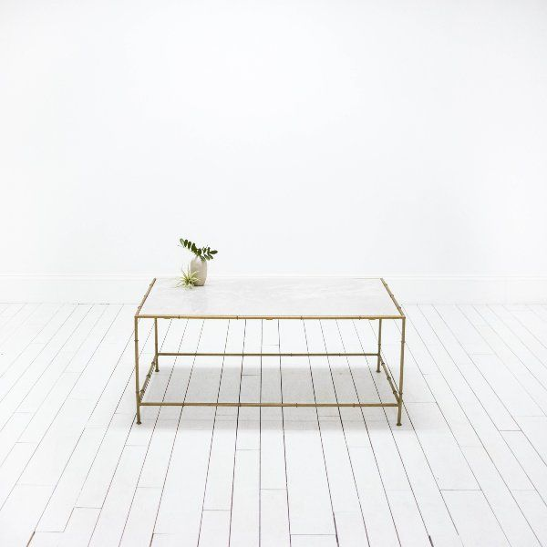 White Vintage Coffee Tables