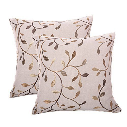 Strange 2 Pcs Jarlhome Poly Cotton Couch Throw Pillows Cushion Cover Creativecarmelina Interior Chair Design Creativecarmelinacom