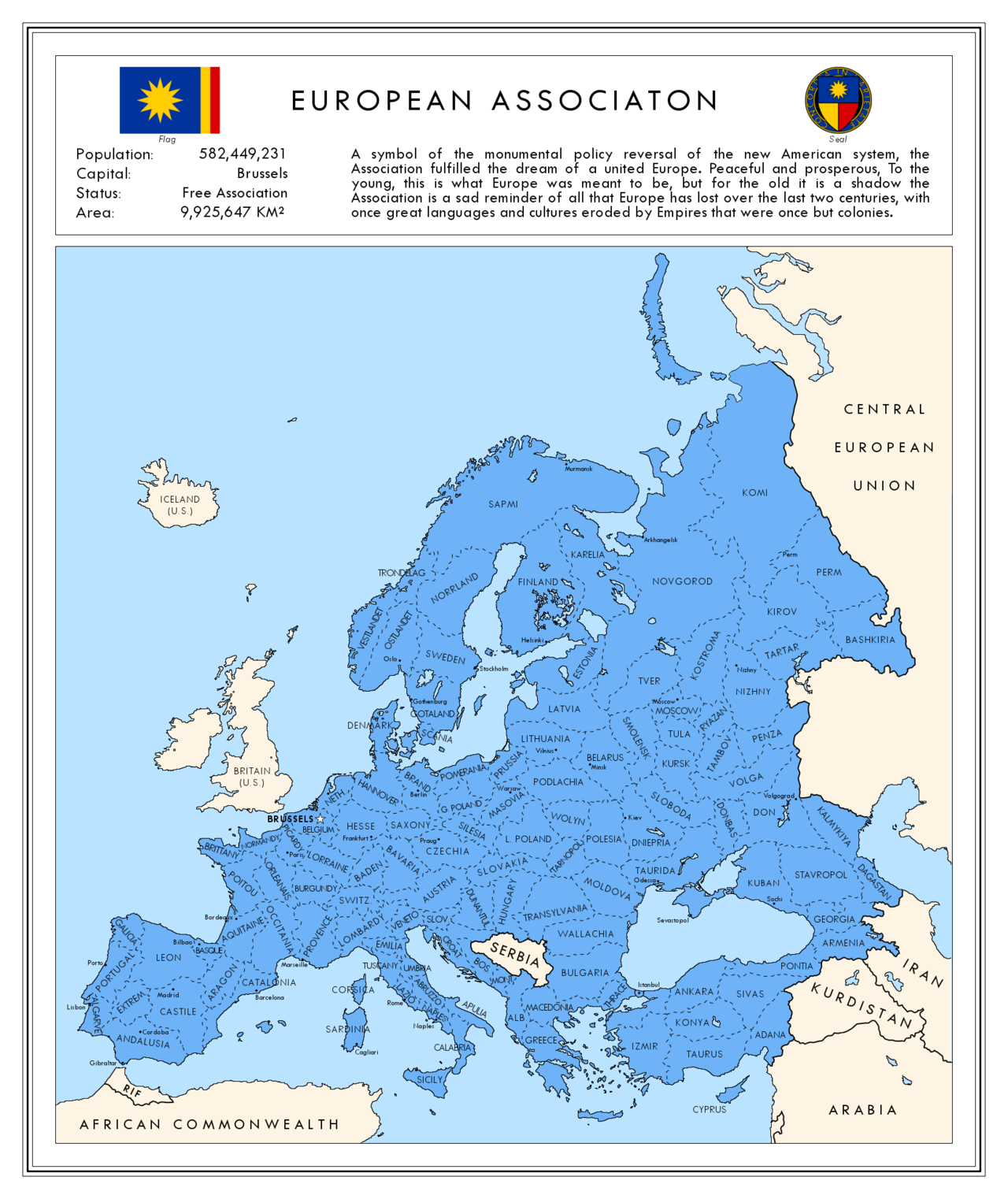 European Association By Ynot With Images