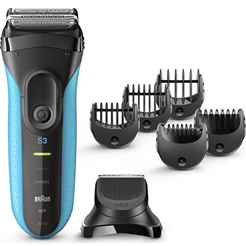 Braun Series 3 Shave & Style 3010BT 3-in-1 Electric Wet & Dry Shaver / Razor for Men with Precision Beard Trimmer Review https://electricshaversusa.info/braun-series-3-shave-style-3010bt-3-in-1-electric-wet-dry-shaver-razor-for-men-with-precision-beard-trimmer-review/