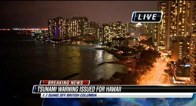 tsunami alert hawaii today reubenglinkerman