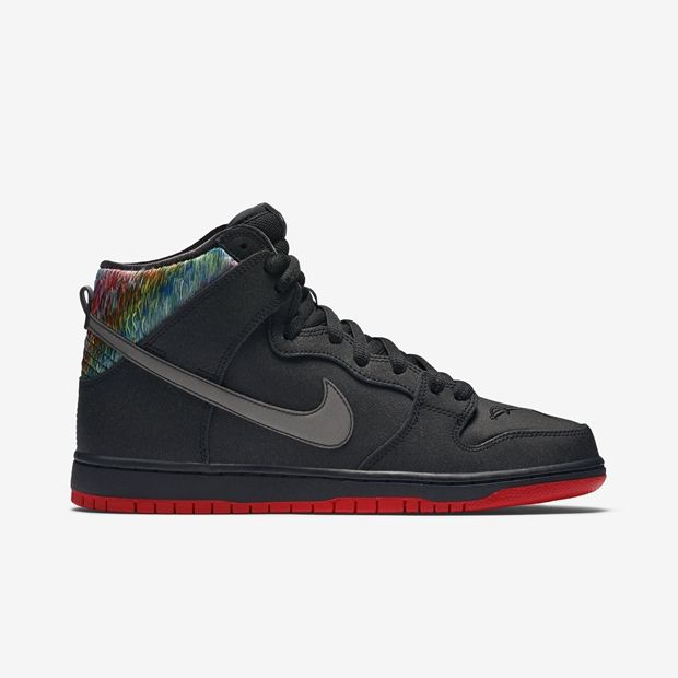new style 4362a ce026 Tênis Nike Dunk High Premium SB Masculino   Nike