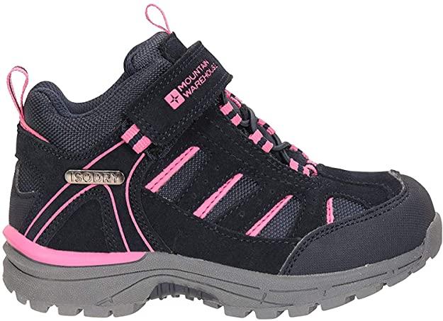 Waterproof Shoes Navy Kids Shoe Size 10