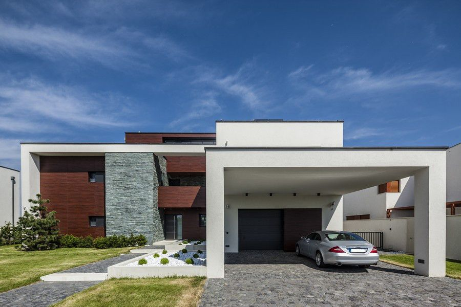 Carport Vs Garage Carport Designs Modern Carport Facade Design