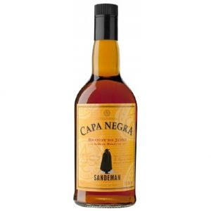 Capa Negra 36% #brandy #bottleshop
